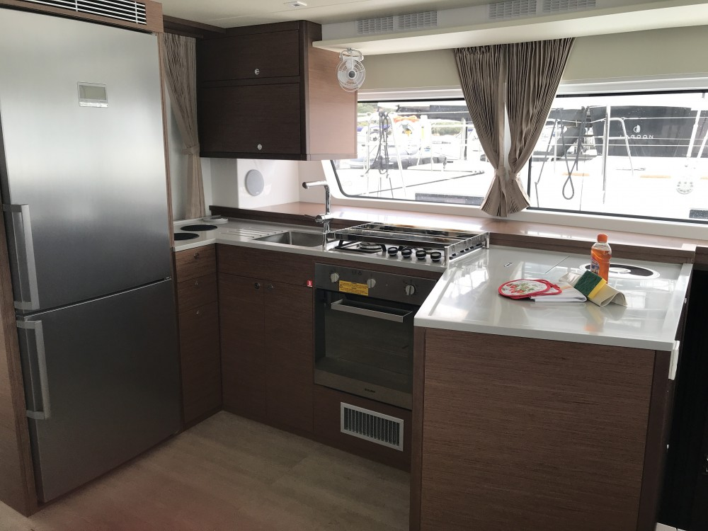 Boat rental Grenada Yacht Club cheap Lagoon 52F - 6 cab