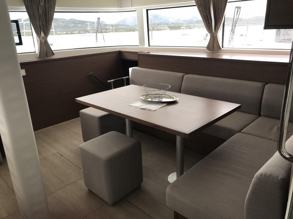 Rent a Lagoon Lagoon 52F - 6 cab Grenada Yacht Club