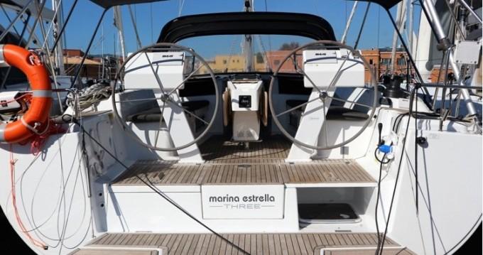Rent a Hanse Hanse 505 Palma de Mallorca