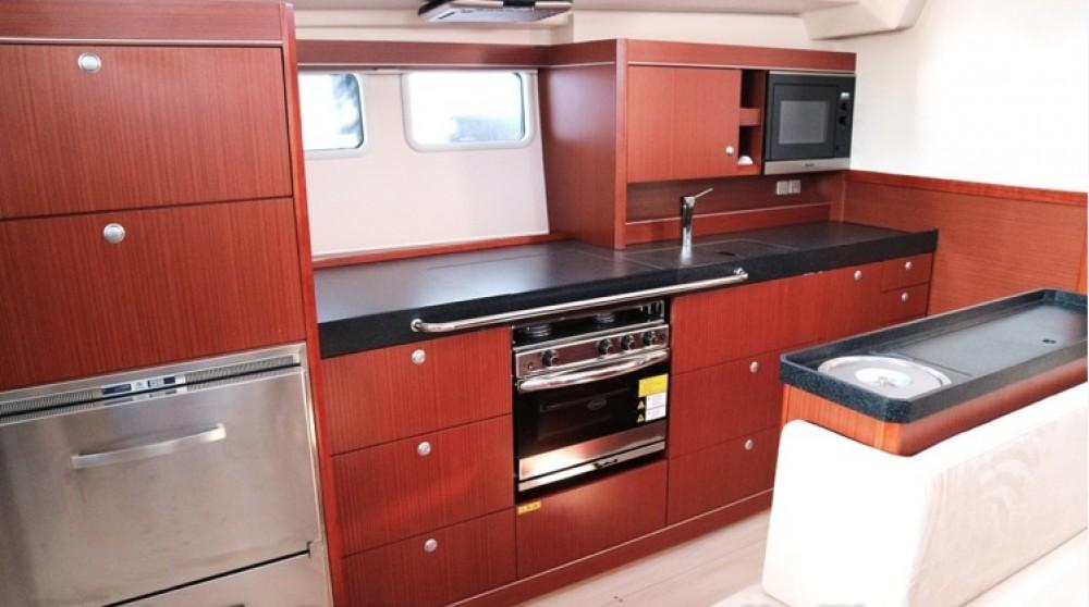 Rental yacht Palma - Hanse Hanse 505 on SamBoat