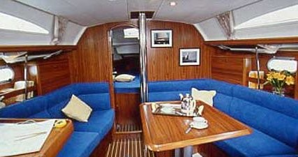 Jeanneau Sun Odyssey 379 between personal and professional Palma