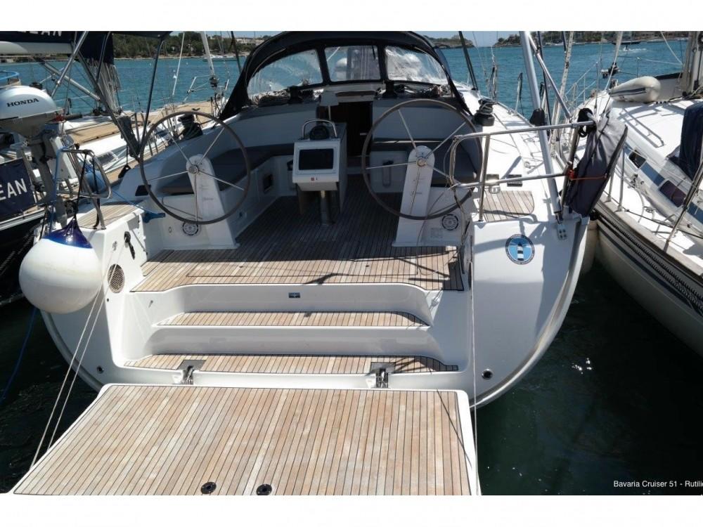 Rent a Bavaria Bavaria Cruiser 51 Palma
