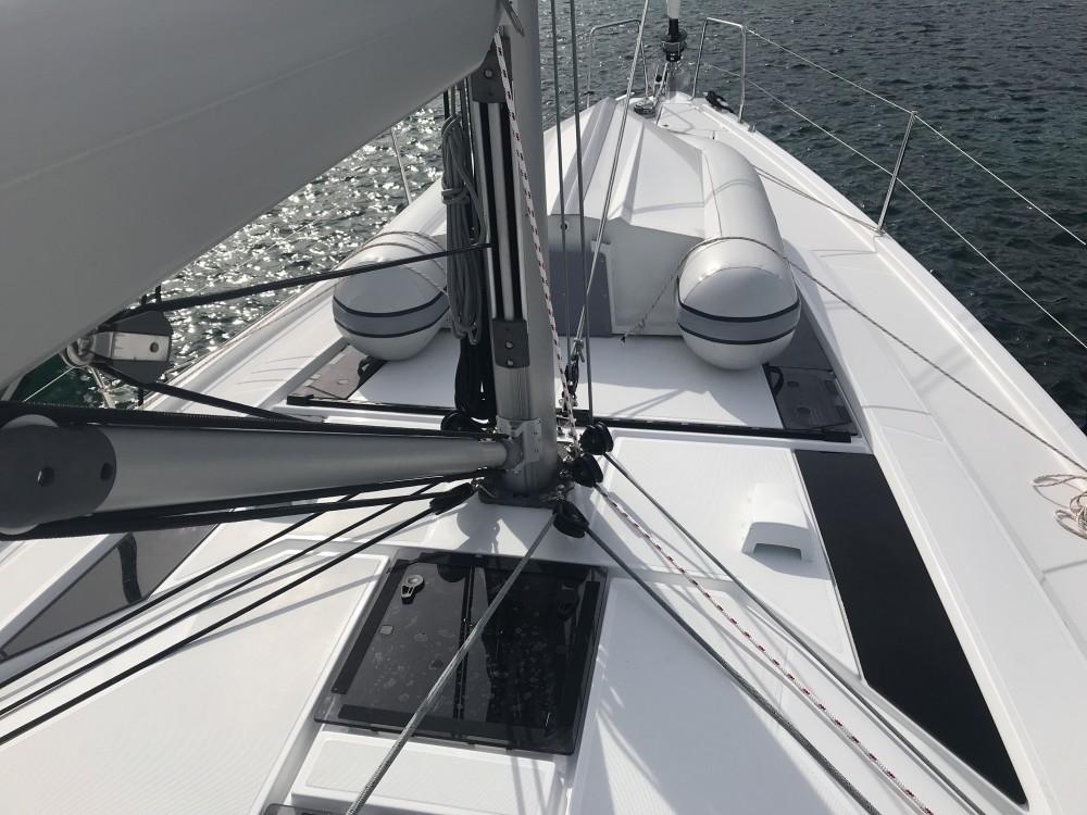 Boat rental Castiglioncello cheap Oceanis 46.1 (5 cab)
