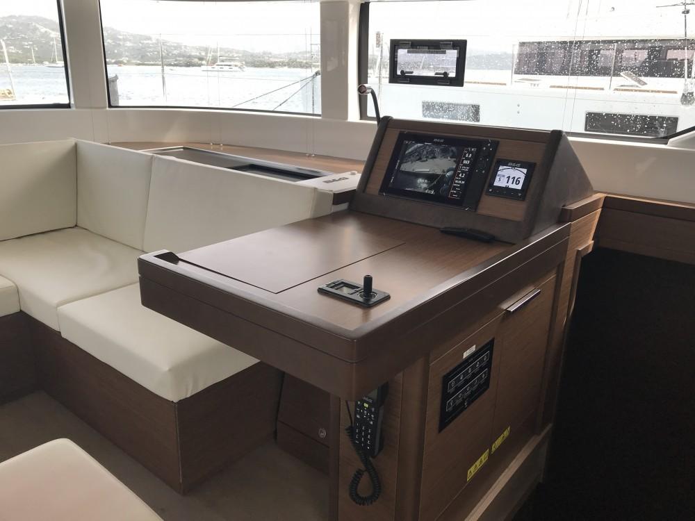 Rental yacht Marigot - Lagoon Lagoon 50 on SamBoat