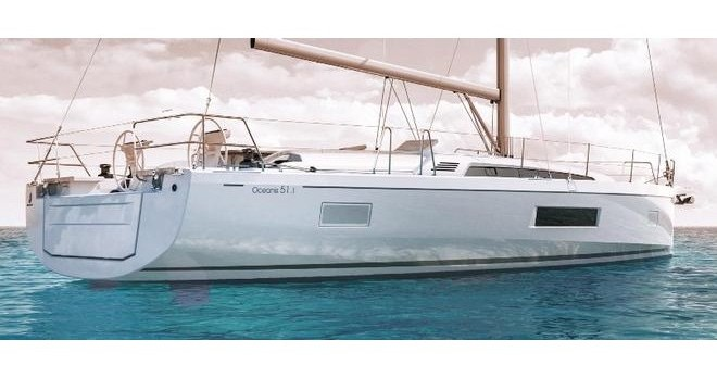 Bénéteau Oceanis 51.1 between personal and professional Portisco