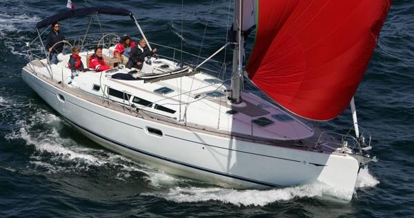 Boat rental Castiglioncello cheap Sun Odyssey 45 08