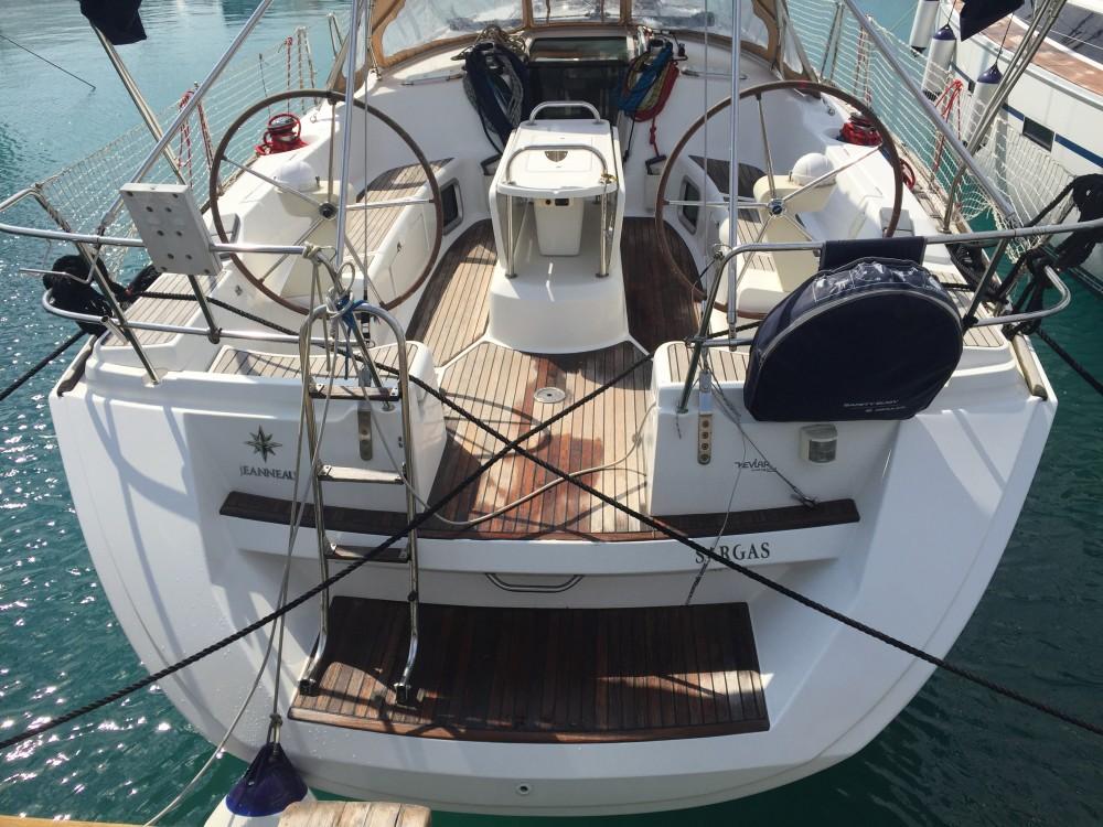 Boat rental Jeanneau Sun Odyssey 45 08 in Castiglioncello on Samboat