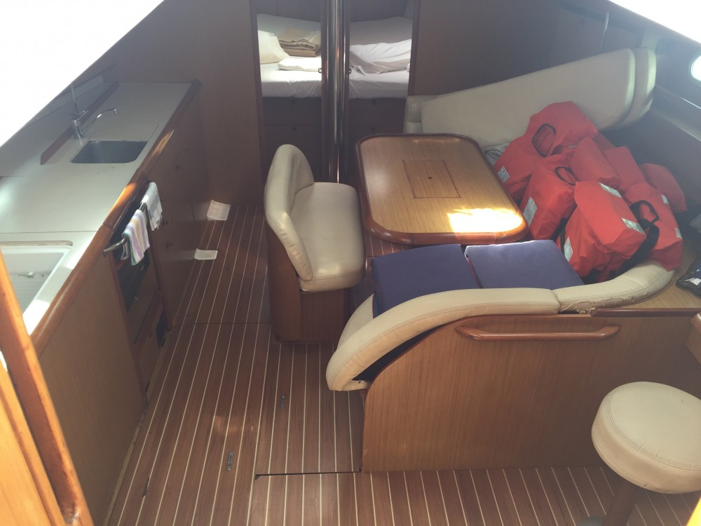 Rental yacht Castiglioncello - Jeanneau Sun Odyssey 45 08 on SamBoat