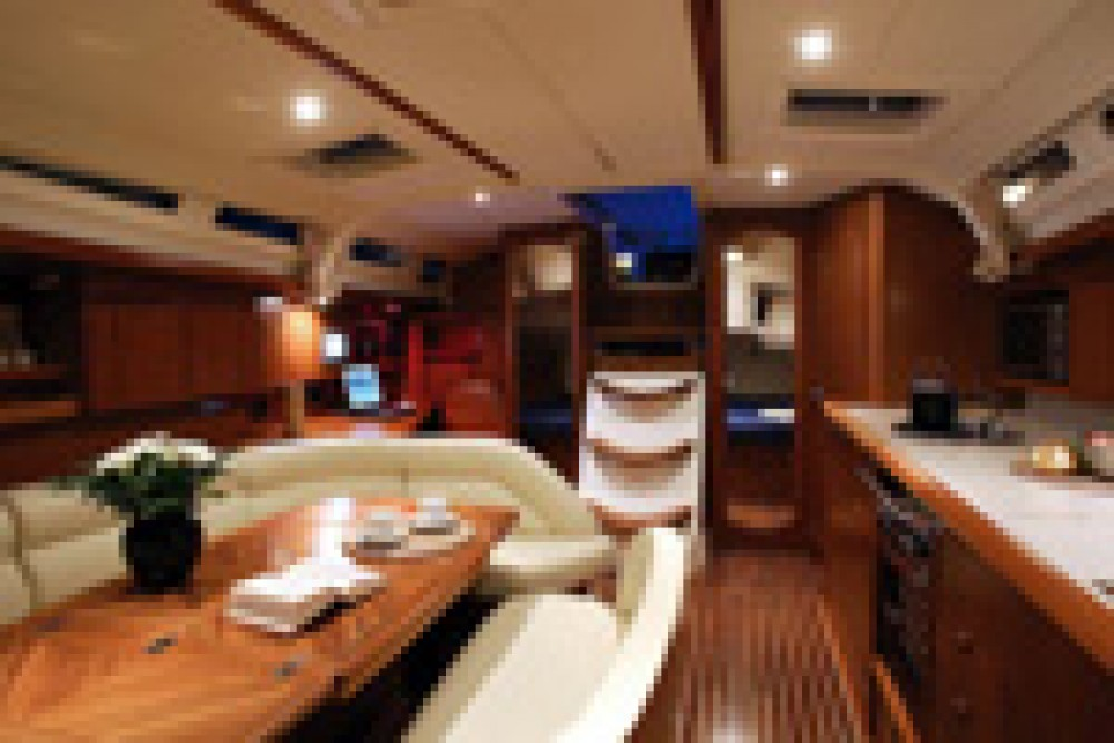 Jeanneau Sun Odyssey 45 08 between personal and professional Castiglioncello