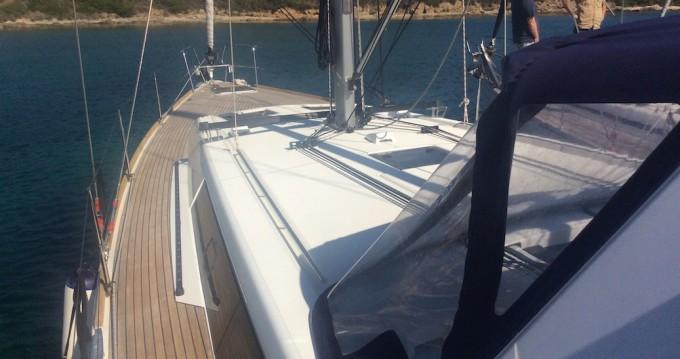 Rental yacht Portisco - Bénéteau Oceanis 45 on SamBoat
