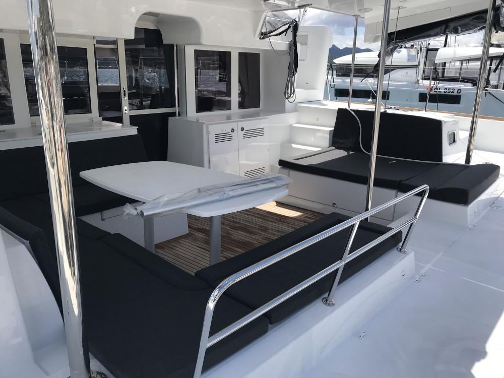 Rental yacht  - Lagoon Lagoon 450F on SamBoat
