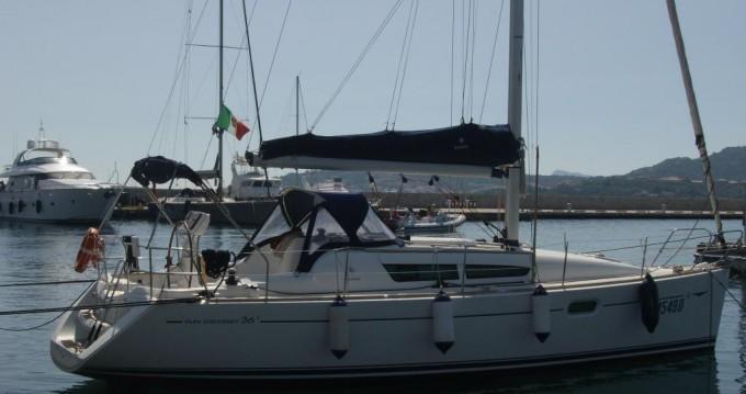 Boat rental Portisco cheap Sun Odyssey 36i