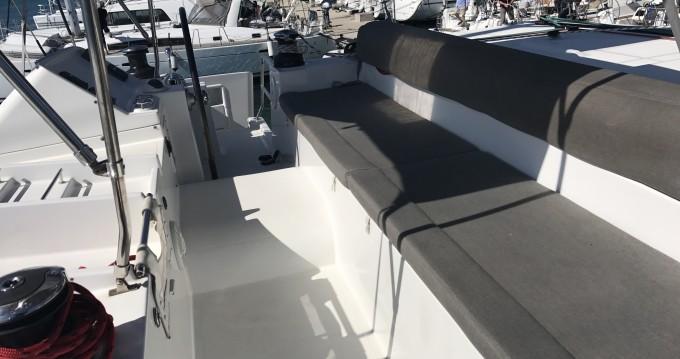 Rental yacht Castiglioncello - Lagoon Lagoon 450 F on SamBoat