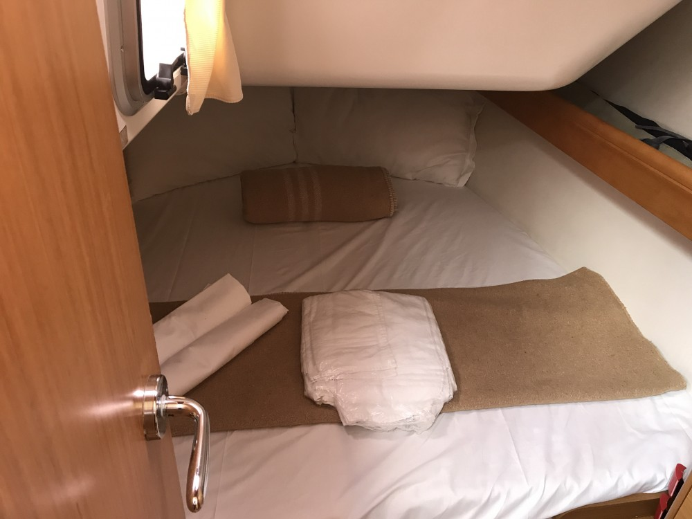 Jeanneau Sun Odyssey 36i between personal and professional Olbia