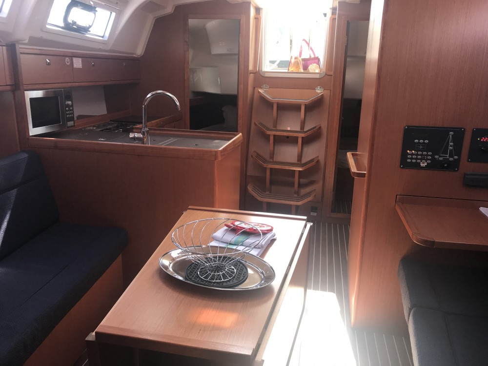 Boat rental St. George's cheap Sun Odyssey 49i
