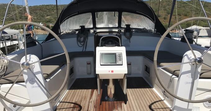 Bavaria Cruiser 51 between personal and professional Castiglioncello