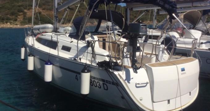 Boat rental Portisco cheap Bavaria Cr 37