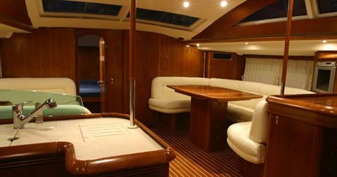 Rental yacht Portisco - Jeanneau Sun Odyssey 54 DS on SamBoat