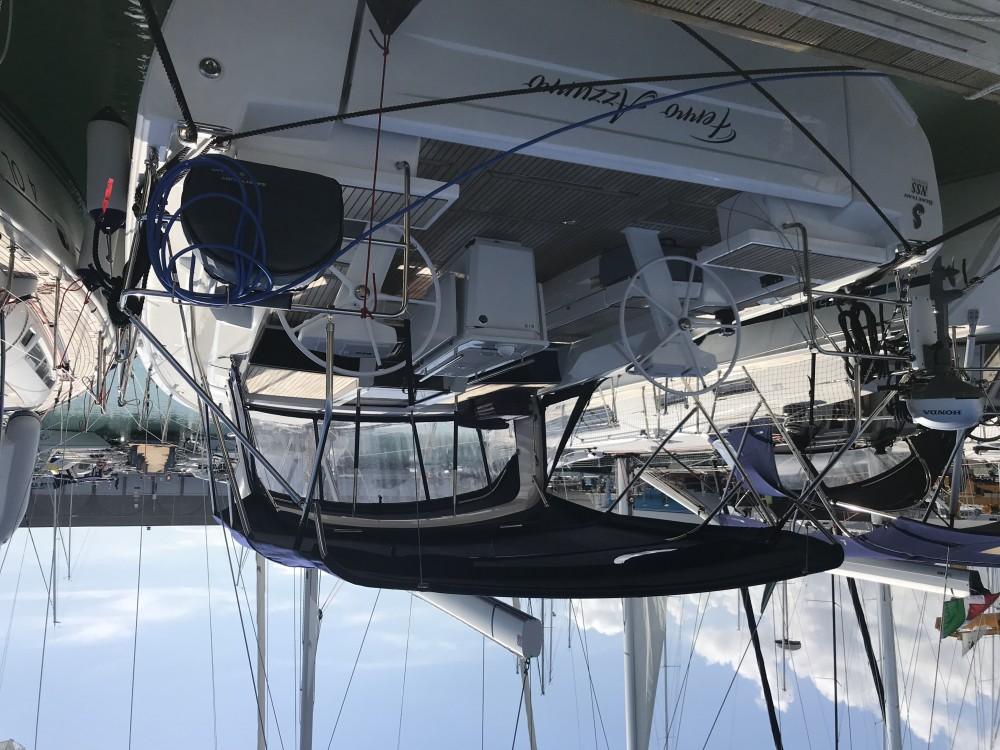 Rental yacht Olbia - Bénéteau Oceanis 46.1 (4 cab) on SamBoat