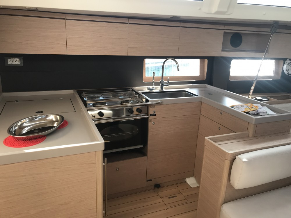 Boat rental Palma cheap Oceanis 51.1