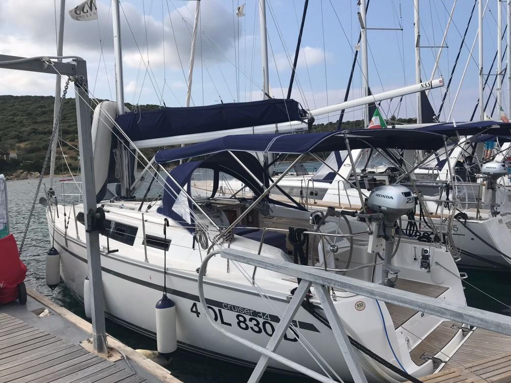 Rental yacht Olbia - Bavaria Bavaria Cr 34 on SamBoat