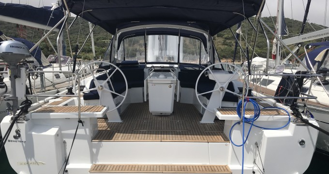 Rental yacht Marina di Portorosa - Bénéteau Oceanis 46.1 on SamBoat