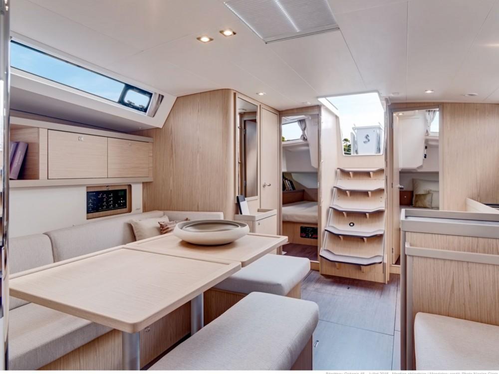 Boat rental Bénéteau Oceanis 46.1 (4cabs-2heads) in  on Samboat