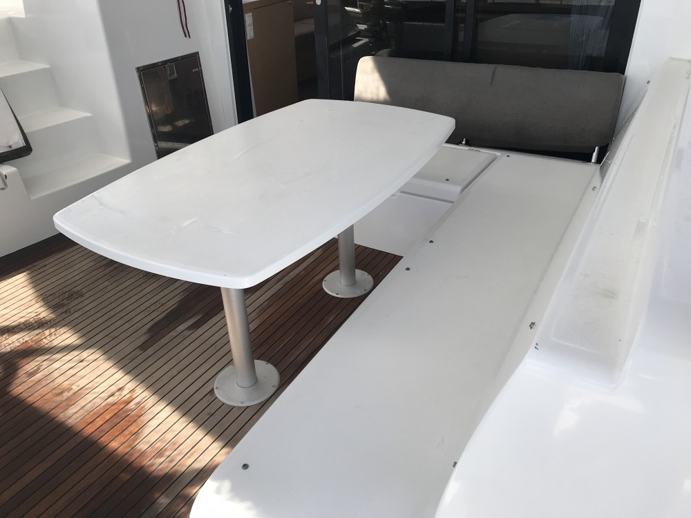 Catamaran for rent Grenada Yacht Club at the best price