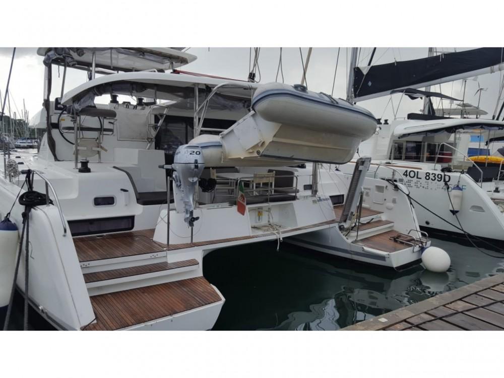 Rental Catamaran in St. George's - Lagoon Lagoon 42