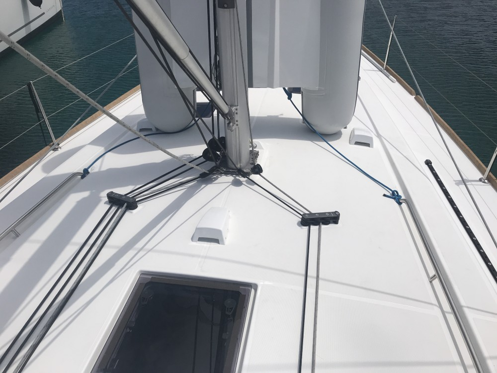 Rental Sailboat in  - Bénéteau Oceanis 45