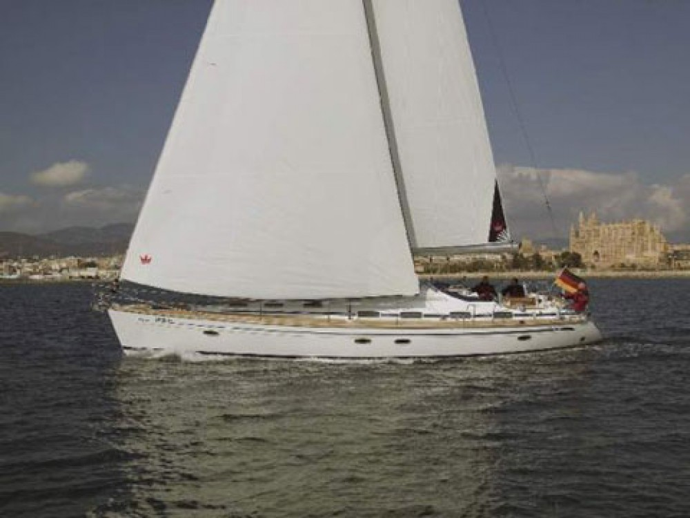 Boat rental Olbia cheap Bavaria 50 Cr