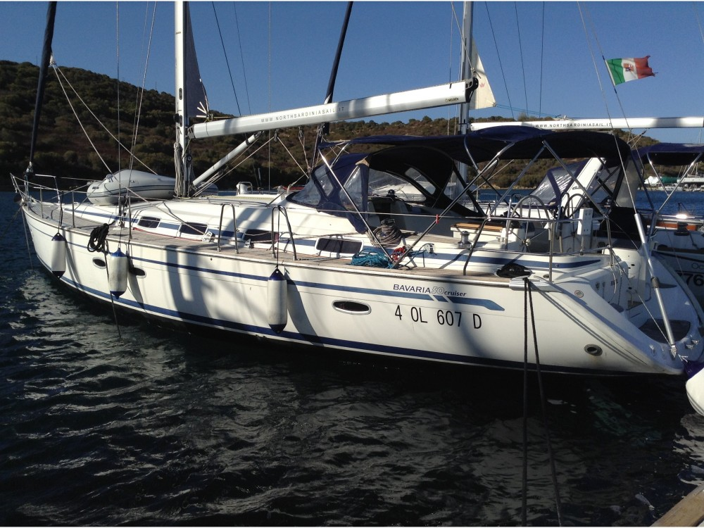 Bavaria Bavaria 50 Cr between personal and professional Olbia