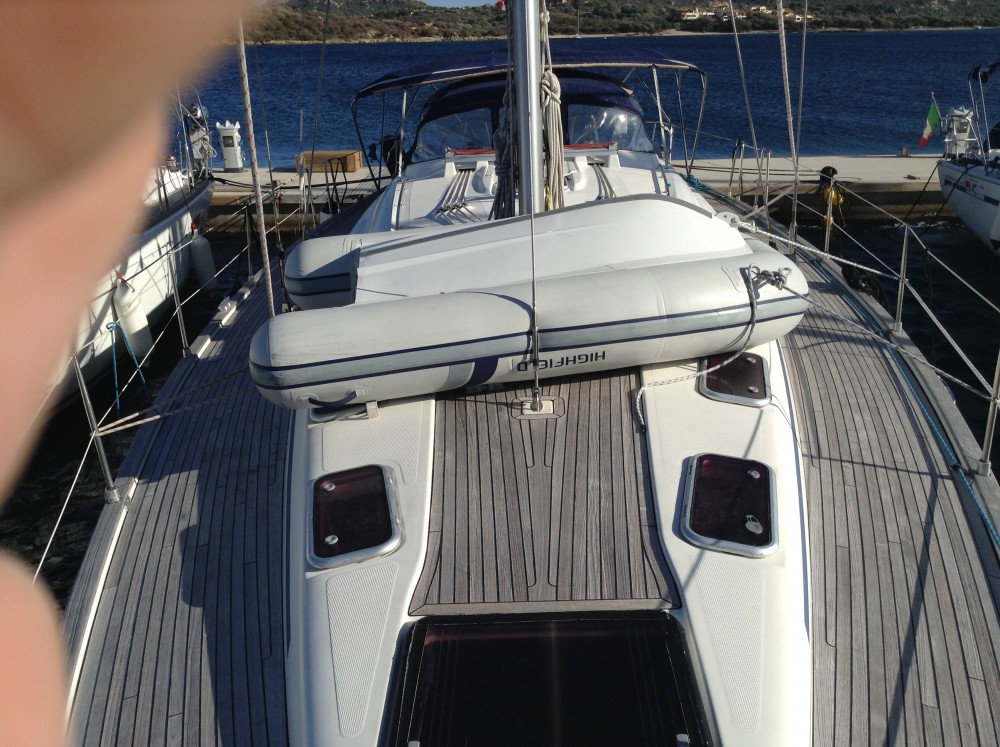 Rent a Bavaria Bavaria 50 Cr Olbia