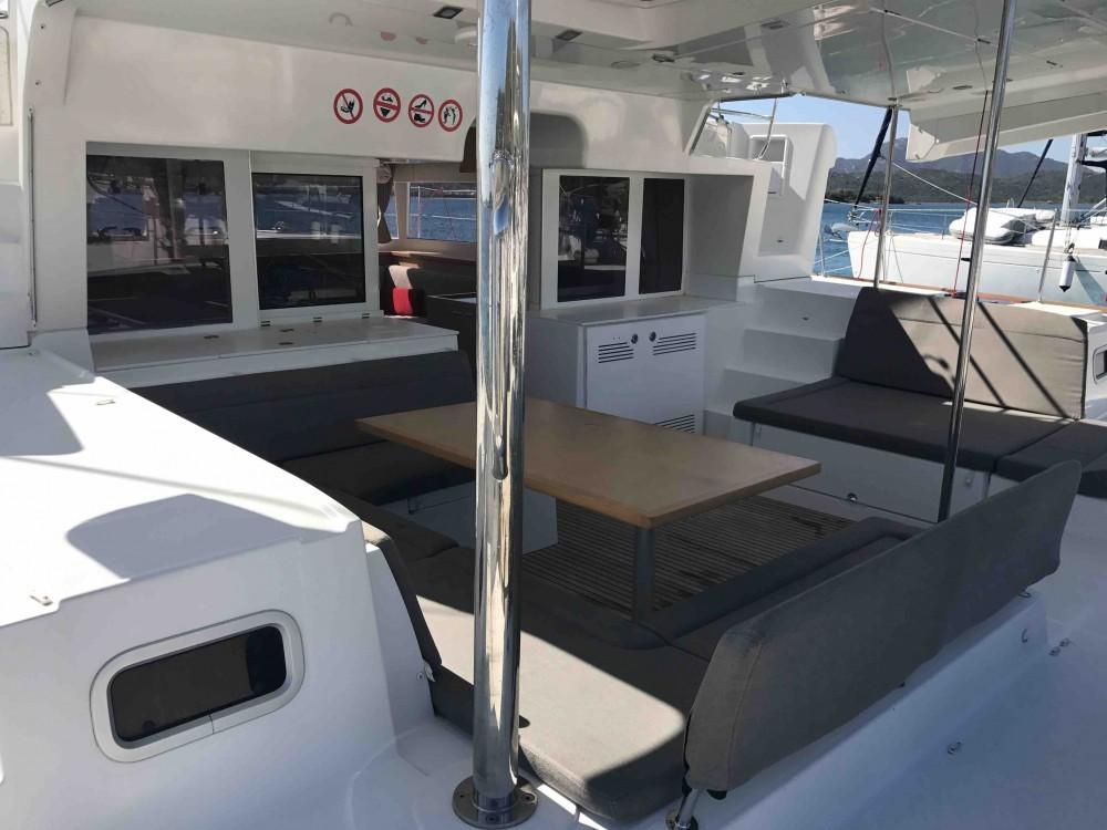 Lagoon Lagoon 450F  between personal and professional Olbia