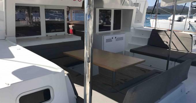 Rental Catamaran in Portisco - Lagoon Lagoon 450 F