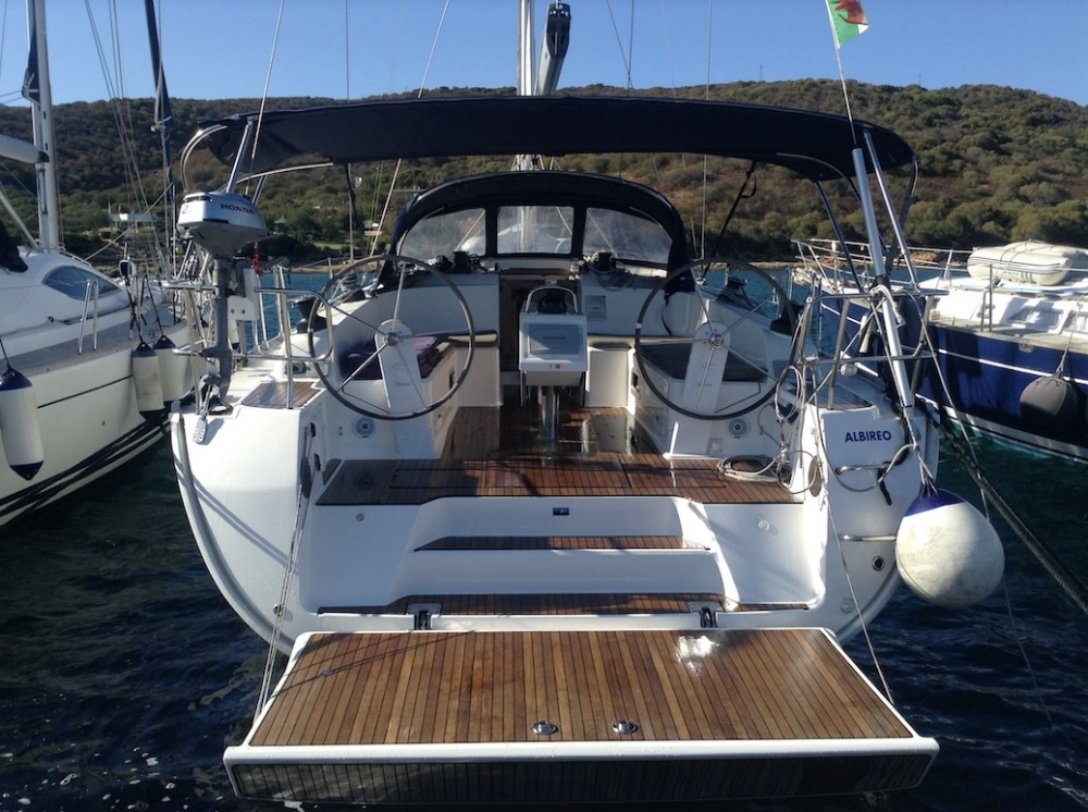 Boat rental Cala dei Sardi cheap Bavaria Cr 46