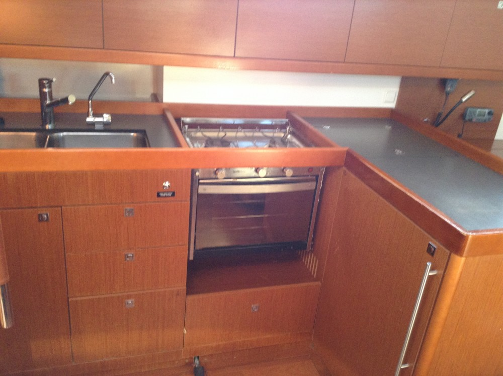 Boat rental Castiglioncello cheap Oceanis 41