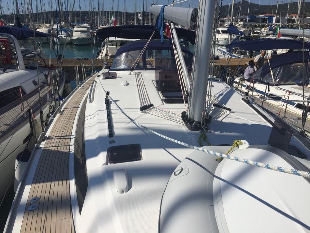 Bavaria Bavaria Cruiser 51 between personal and professional Castiglioncello
