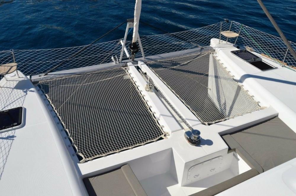 Boat rental Palma cheap Lagoon 450 Sport