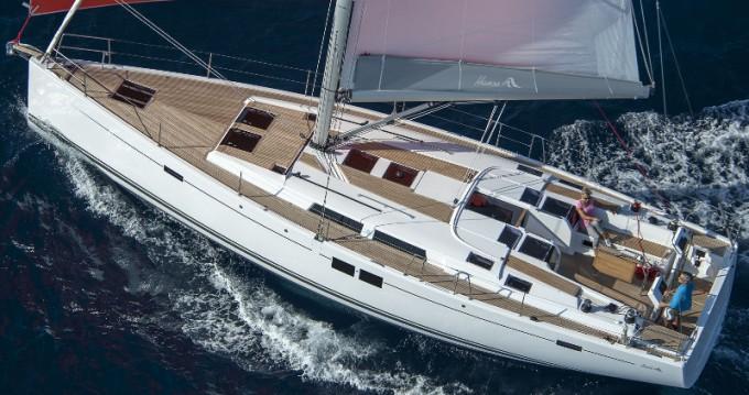 Rental Sailboat in Palma de Mallorca - Hanse Hanse 505