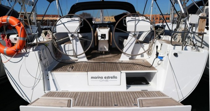 Hire Sailboat with or without skipper Hanse Palma de Mallorca