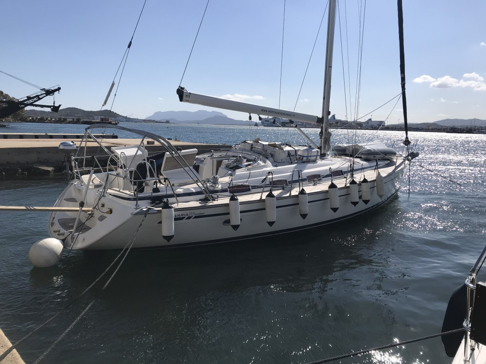 Boat rental Palma cheap Bavaria 50 Cr