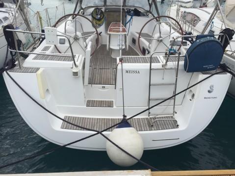 Boat rental Castiglioncello cheap Oceanis 46