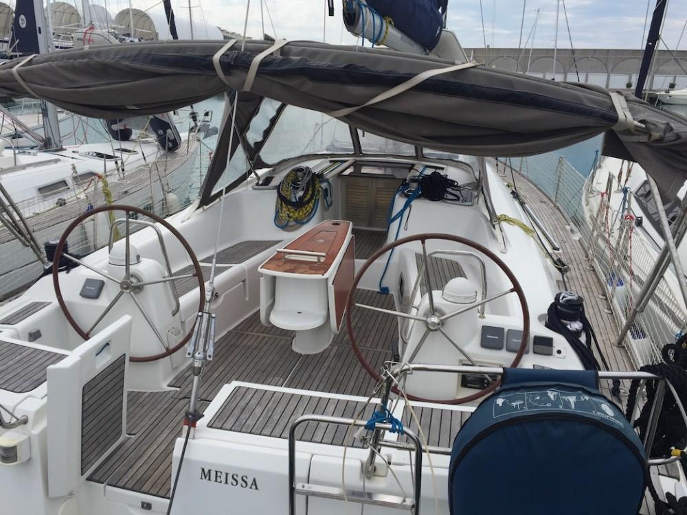 Rental Sailboat in Castiglioncello - Bénéteau Oceanis 46