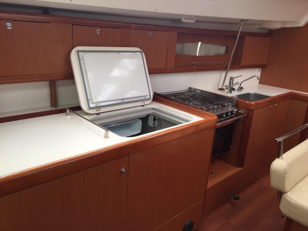 Rental yacht Castiglioncello - Bénéteau Oceanis 46 on SamBoat