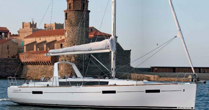 Rental yacht Palma de Mallorca - Bénéteau Oceanis 41 on SamBoat
