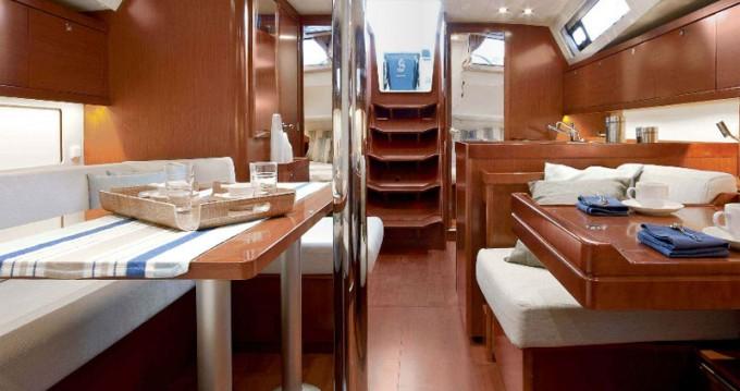 Boat rental Palma de Mallorca cheap Oceanis 41