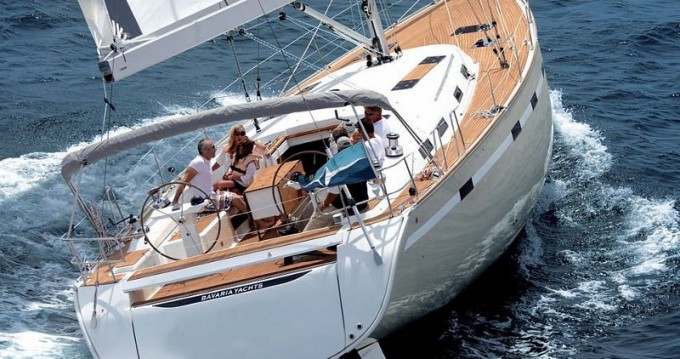 Bavaria Bavaria Cruiser 55 between personal and professional Alimos