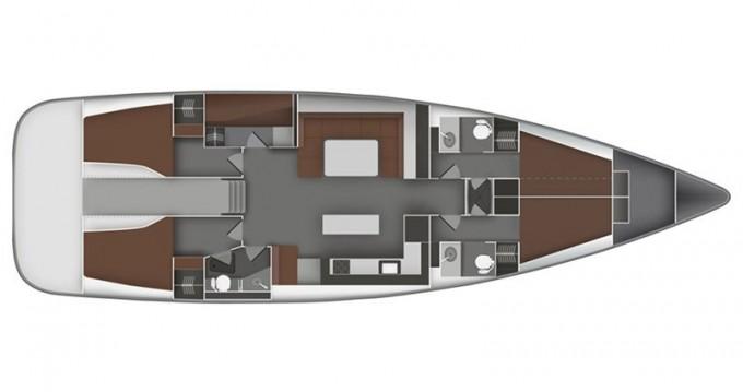 Rental Sailboat in Alimos - Bavaria Bavaria Cruiser 55