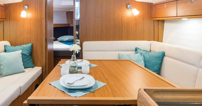 Boat rental Bavaria Cruiser 37 in Zadar on Samboat